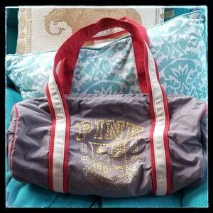 PINK Sporty Purse/Bag